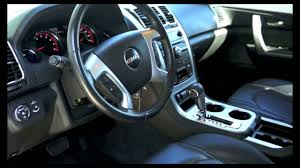 2009 gmc acadia slt 2 in miami from brickell motors youtube