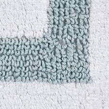 Reversible Bath Rugs Better Trends Hotel Collection Cotton Reversible Bath Rug Jcpenney