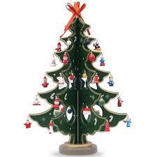 christmas mini christmas tree toppers light bulbs ornaments