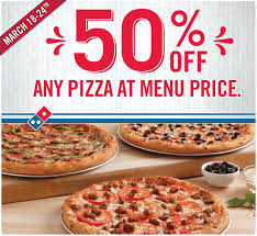 jobs at domino s pizza 50 off online order domino s pizza canada 50 off any menu price pizza when you order