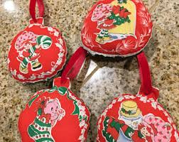 vintage strawberry shortcake ornament etsy
