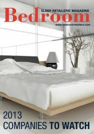 bedroom magazine bedroom magazine s 2013 companies to watch sleep retailer