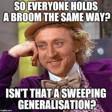 Broom Meme - hopefully this will clean up imgflip