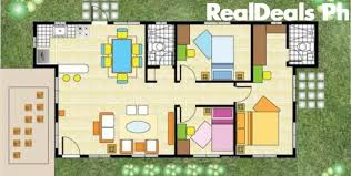 Floor Plan Of Bungalow House In Philippines Single Detached Bungalow House For Sale In Calamba Laguna Realdeals