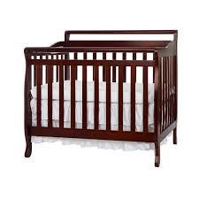 Baby Mod Mini Crib Convertible Cribs Country Bedroom Baby Mod Folding Kalani 4in1