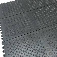 revolution plate interlocking floor tiles