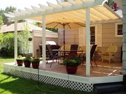 modern porch decor patio umbrella design under pergola canopy design plus