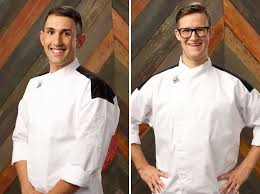 Hells Kitchen Season 14 Hells - peters pelley could take the heat in the kitchen the boston globe