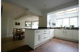 internal alterations open plan kitchen diner i design ltd