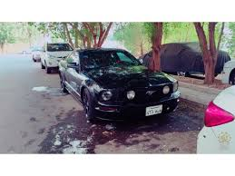 Black 2005 Mustang Used Ford Mustang Gt Black 2005 For Sale In Jeddah For 19 000 Sr