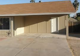 Garage With Carport Building An Enclosed Garage From A Carport