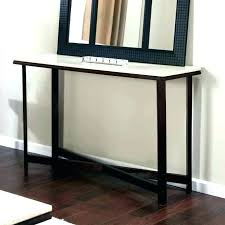 long skinny console table skinny sofa table medium size of console narrow console table long
