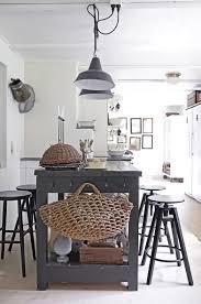 rustic kitchen island kitchen pinterest