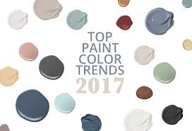 popular paint colors for 2017 paint color trends of 2017 see what colors are leading the way this