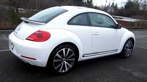volkswagen bug 2013 2013 volkswagen beetle 2 0t dsg coupe candy white stock b18467