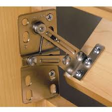 Flip Up Cabinet Door Hardware Heavy Duty Lifts Pull Down Shelving Systems Woodworker U0027s Hardware