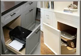 Schreibtisch Halbrund Schreibtisch Im Schrank Verstecken Zuhause Dekoration Ideen