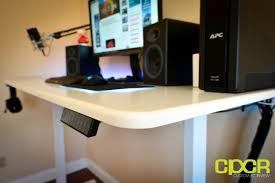 tresanti sit to stand power height adjustable tech desk autonomous smartdesk 2 review adjustable computer desk custom pc