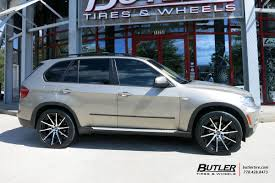Bmw X5 Custom - bmw x5 with 22in lexani css15 wheels exclusively from butler tires
