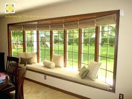 kitchen window blinds ideas window blinds bay window blinds ideas windows interiors by the