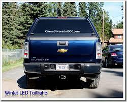 2007 chevy silverado tail lights led taillight kits for the 2011 chevy silverado 1500