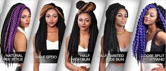 color 99j in marley hair bug color havana mambo twist crochet braids ht beauty hiar twist
