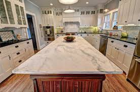 kitchen island countertop design ideas find the best material for