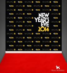 photo booth background new years party backdrop