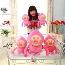30 50cm creative japanese cartoon character kobito dukan stuffed