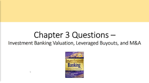 Walk Me Through An Lbo Model Ch 3 Questions Discounted Cash Flow Dcf Model Investment