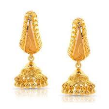 jhumka earring jhumka earring at rs 100 pair jhumka earring bipin jewellers
