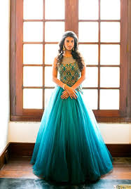 gowns for wedding shopping for your indian bridal gown nallucollection