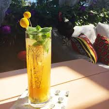 pineapple mojito recipe spicy pineapple mojito u2014 drinking with chickens