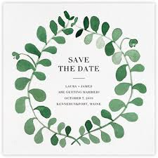 Online Save The Dates Party Save The Dates Online At Paperless Post