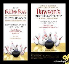 free bowling birthday invitations party ideas u2014 all invitations ideas