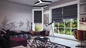 interior stunning boy bedroom design ideas with cartoon wall