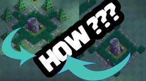 hindi how to grow custom grass design in builder base clash of