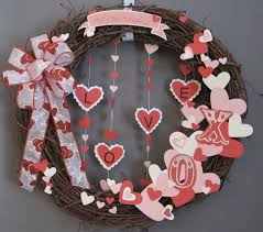 valentines wreaths 21 diy s day wreaths you can craft hello creative family