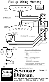shortscale view topic mustang wiring