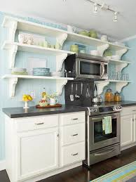 decor kitchen shelves and white kitchen cabinets with stainless
