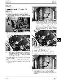 john deere 160 manual repair repair steering gear assembly u2014 removal john deere stx38