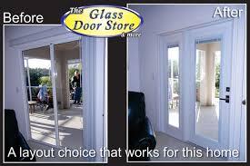 How To Install Sliding Patio Doors Amazing Of Patio Door Replacement Glass Replacing Sliding Glass