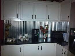 metal kitchen backsplash tiles kitchen metal backsplash ideas progood me