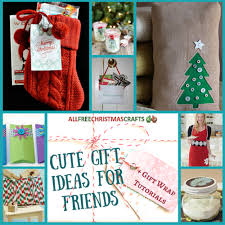 30 gift ideas for friends 8 gift wrap tutorials