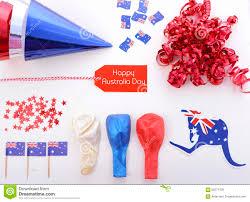australia day decorations stock photo image 65274732