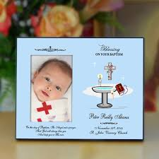 personalized baptism photo album personalized baptism picture frame religion gifts collection