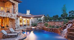 mediterranean house plans with pool house plans innovative house plans from the house designers