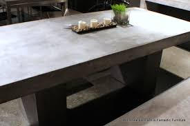 lovely cement dining tables 83 about remodel home designing