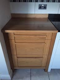 marks and spencer kitchen furniture sold marks spencer sonoma solid wood kitchen base unit in
