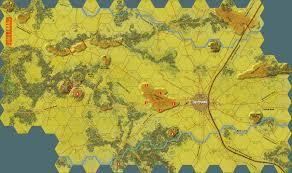 Gettysburg Map Gettysburg 1988 Tahgc